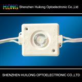 Módulo impermeável do diodo emissor de luz 3W da injeção de CE/RoHS para a iluminação do anúncio