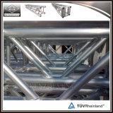 Braguero cuadrado de aluminio de la decoración de la boda del braguero del tubo