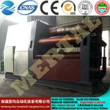 Rolamento hidráulico do painel do rolo do CNC quatro do melhor vendedor grande que dá forma à máquina