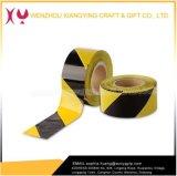 Подгонянный желтый цвет ленты технологии 3m самой яркой решетки конструкции отражательный отражательный