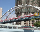 Prefab полинянная сталь Heave/мастерская фабрики/мост/Carpot/здание стальной структуры торгового центра