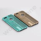 Dos en las cajas de los teléfonos celulares un del diseño para el iPhone 7 más