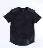 Pas de Persoonlijke T-shirt van de Mensen van het Embleem van het Merk voor Mensen aan