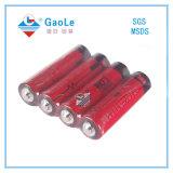 Bateria de controle remoto AA 1.5V com SGS MSDS (R6)