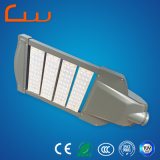 Única luz da estrada do diodo emissor de luz da lâmpada 80W IP65 do braço 8m