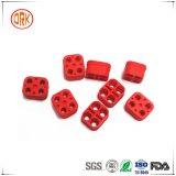 Rote Gas-Enge-pneumatischer Gummiverbinder
