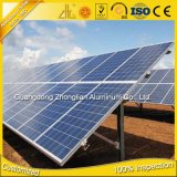 L'usine de la Chine fournissent le bâti 6063 T5 en aluminium pour le panneau solaire