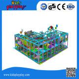 Оборудование используемое профессионалом крытое спортивной площадки для сбывания, спортивная площадка крытых детей крытая