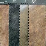 Klassisches und Retropu Leder für Schuhe (HTS033)
