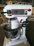 Mélangeur planétaire de vente de matériel industriel chaud de boulangerie avec 30L