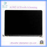 Tela original do LCD do conjunto A1502 do portátil para o painel 13 da tela do Retina de MacBook Pro ' com carcaça