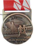 Preis-Medaille mit gewesen Firmenzeichen 5k für Mosquito See-Verfolgung