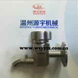 Válvula de amostra Perlick de aço inoxidável para cervejaria