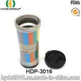 ステンレス鋼きれいなデザインマグのコーヒー・マグ旅行マグ(HDP-3016)