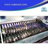 강한 단단한 플라스틱 폐기물 슈레더 기계