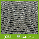 Isolação de bolhas reflectoras de folha para construção