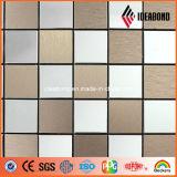 Плита напольного фасада PVDF материальная (AF-405)