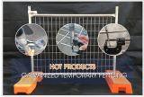 Цена по прейскуранту завода-изготовителя 2100*2400 горячая гальванизированная временно ограждая Manufcture