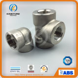 ASME B16.11 Stainless Steel Sw Elbow Socket Weld Elbow (KT0572)