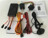 Anti traqueur de l'alarme GPS de vol pour le véhicule de moto de véhicule à télécommande pour couper le pouvoir/alarme Lk206 du pétrole SOS