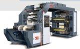 Machine d'impression flexible de couleur de la vitesse six