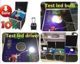Máquina de teste do lúmen do excitador da ampola do diodo emissor de luz