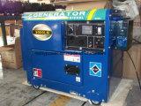 5kw de nieuwe Model Stille Diesel Reeks van de Generator