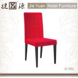 Metal traseiro elevado do restaurante do hotel que janta a cadeira (JY-F01)