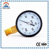 Mètre de pression de pression différentielle de manomètre de la Chine