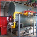 Industrielles Wns10.5-1.25MPa horizontales Gas und ölbefeuerter Warmwasserspeicher