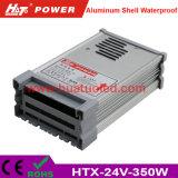 24V-350W 일정한 전압 알루미늄 쉘 방수 LED 전력 공급