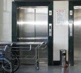 Elevador médico de la elevación de la base con la barandilla del sillón de ruedas