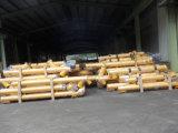 транспортер винта сверла 168mm Sicoma гибкий для конкретного дозируя завода