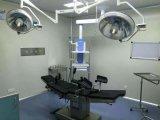 Licht van de Verrichting van de Lamp Shadowless van de Bezinning van de Apparatuur van het plafond het Chirurgische Algemene Chirurgische
