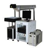 Автоматы для резки маркировки лазера одежды и ткани кожаный