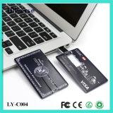 Carte mémoire 2016 du lecteur flash USB 2.0 de carte de carte en vrac 2GB de cadeau de promotion avec le disque 3.0 8GB de Pendrive de logo d'impression