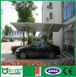 Einzelner Autoparkplatz