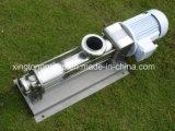 Pompe de vis simple sanitaire de série de Xinglong XL pour la transformation des produits alimentaires