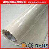 Película rígida do PVC do lustro elevado da imprensa da membrana do vácuo da película do PVC do gabinete de Borgonha