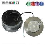 lámpara de la IGUALDAD de 6X1with6X3w LED, luz subacuática del LED, luz subacuática