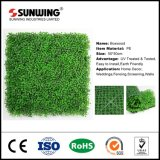 Painel artificial Anti-UV resistente UV do Boxwood com SGS/Ce