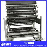Almacén / Rack de almacenamiento de metal piezas de automóvil