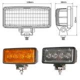 ausgezeichnete Lampe der Leistungs-12W langen der Lebensdauer-LED, Arbeits-Licht mit unterschiedlicher Farbe