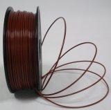 물자를 인쇄하는 PLA 필라멘트 3D