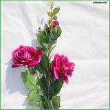 Il germoglio artificiale di seta della Rosa fiorisce i fiori falsi per la decorazione domestica di cerimonia nuziale