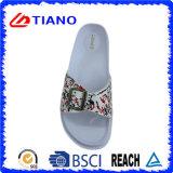 Poussoir coloré confortable d'EVA de mode chaude pour les femmes (TNK24574)