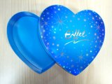 Steife Pappe-kundenspezifischer handgemachter vorzüglicher Papiergeschenk-Kasten