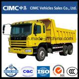 HOWO 6X4 371HP Zz3257n3847A 덤프 트럭 20m3