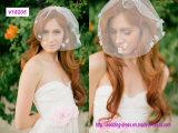 Вуаль типа краткости вуали венчания невесты Bridal
