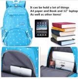 Sacchetto impermeabile di Camo del panno di Oxford del sacchetto di viaggio del sacchetto di libro dell'allievo dello zaino del banco